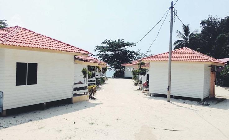resort murah pulau kapas