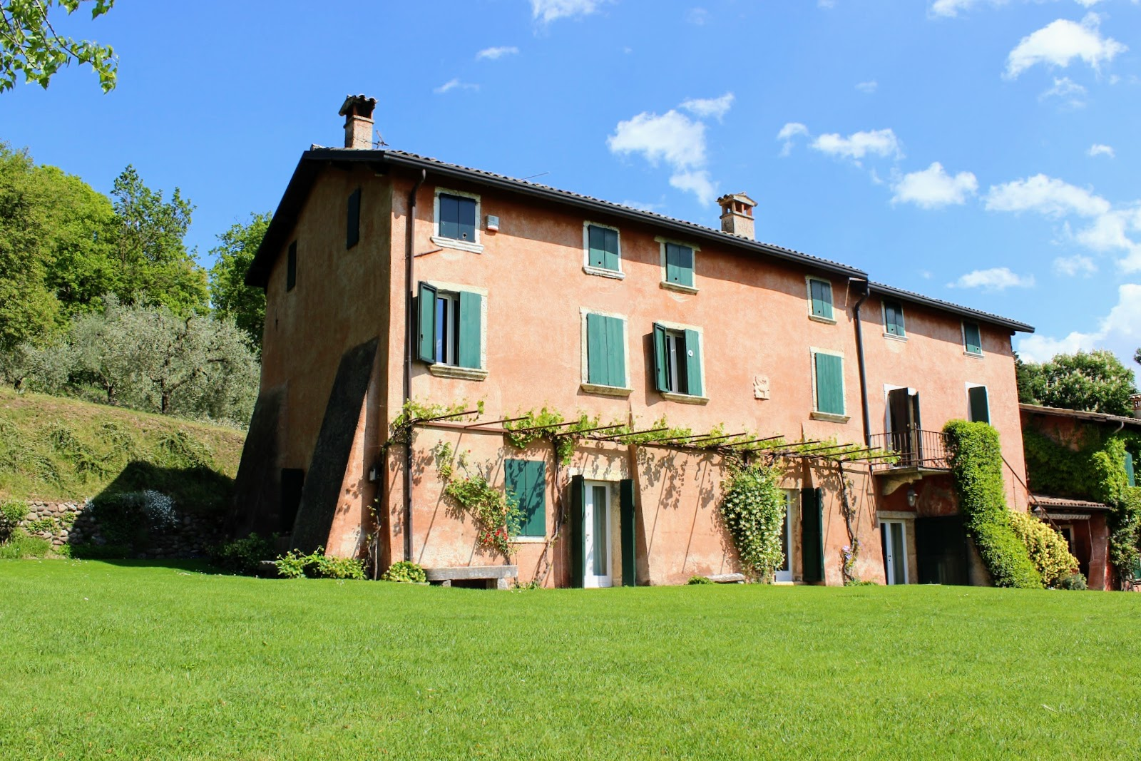 Nonna Lella Ferienhaus  Gardasee - Lago di Garda