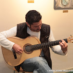 El guitarrista Patxi Moreno Vayá