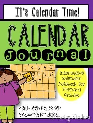 first grade calendar