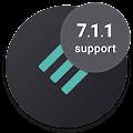 App A Swift Dark Substratum Theme APK for Kindle