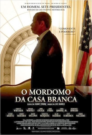 O Mordomo da Casa Branca – BRRip AVI e RMVB Legendado