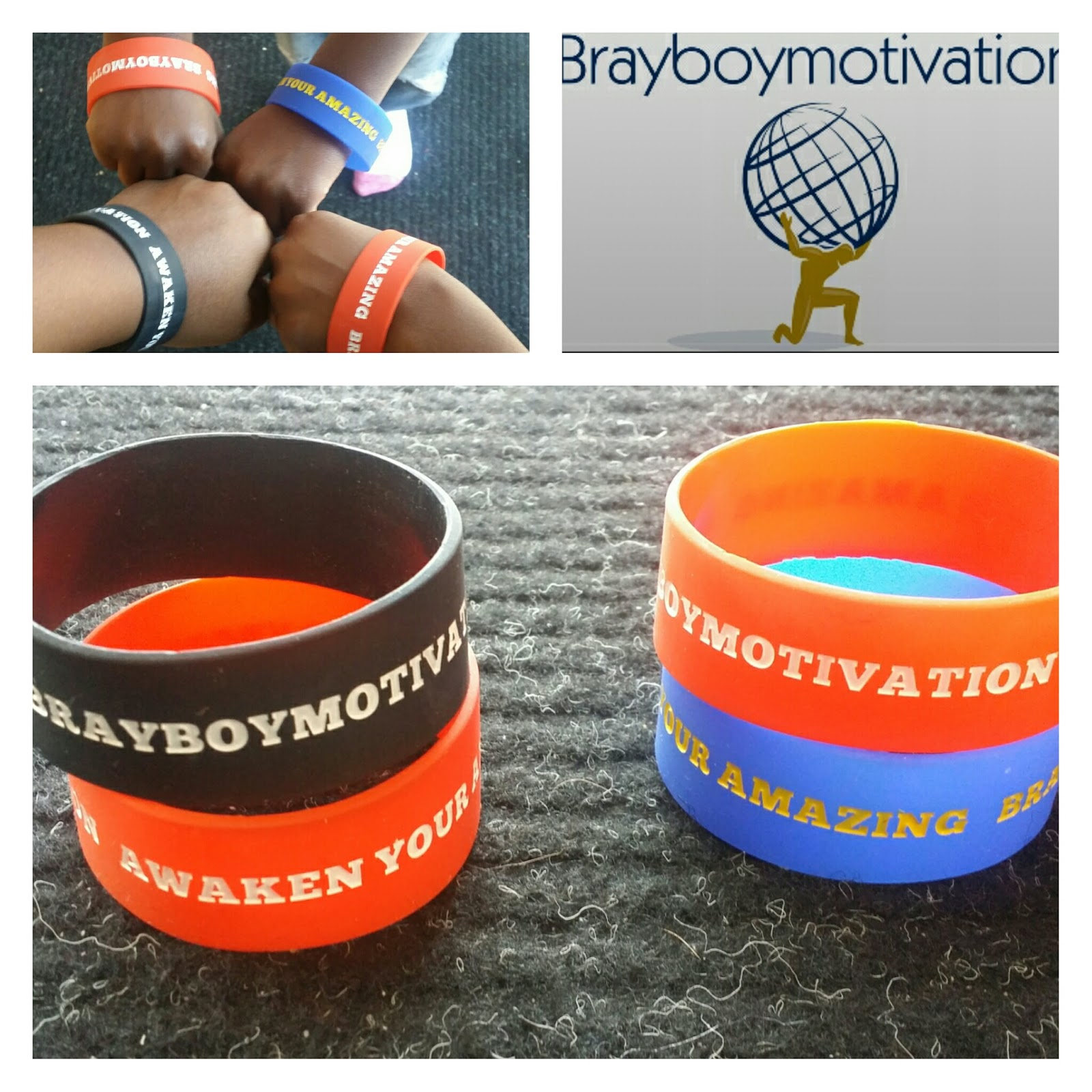 Brayboymotivation Awaken Your Amazing Free Bracelets In The Mail