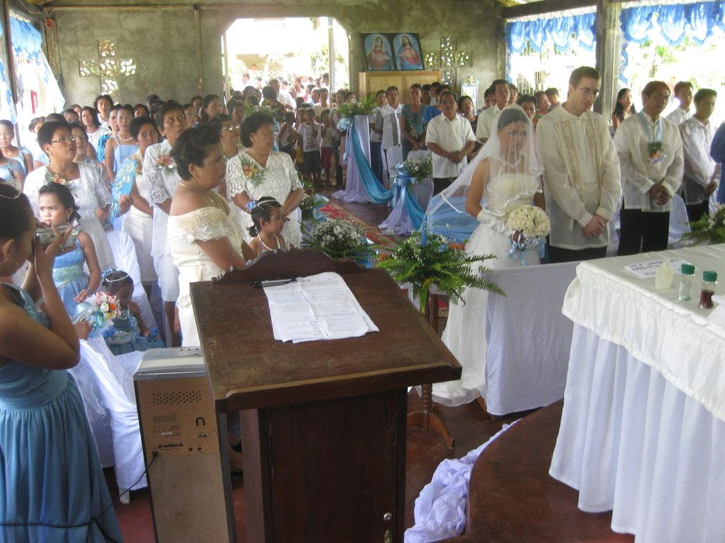 Philippine Church Wedding 38 by  shinjiasuka4ever on deviantART