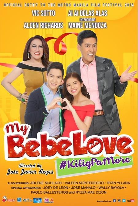 My Bebe Love - Poster