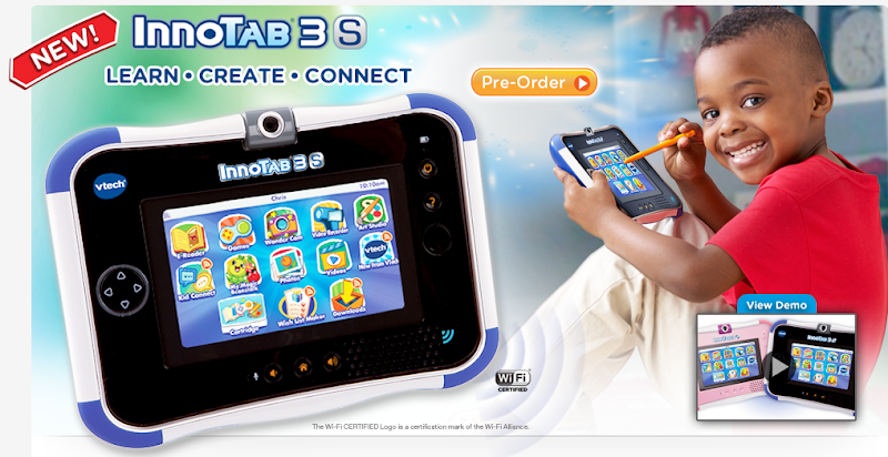 InnoTab 3 created by VTech