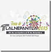 Cartelera de Conciertos Feria de Tlalnepantla 2015 Palenque gana boletos donde comprarlos