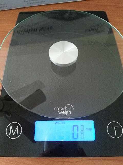 Smart Weigh Touch Kitchen Scale