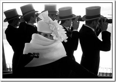 Frank Horvat, Givenchy Hat