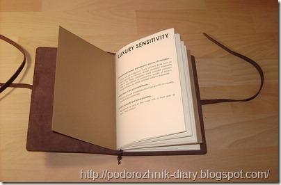 кожаный блокнот Luxury Sensitivity-10