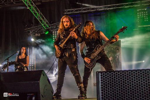 Cradle of Filth au Hellfest 2015