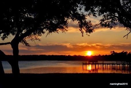 Sunset May 2nd