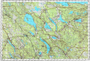 Map 100k--p35-131_132--(1986)