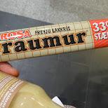 Draumur: black liquorish wrapped in chocolate - not my thing in Reykjavik, Hofuoborgarsvaeoi, Iceland
