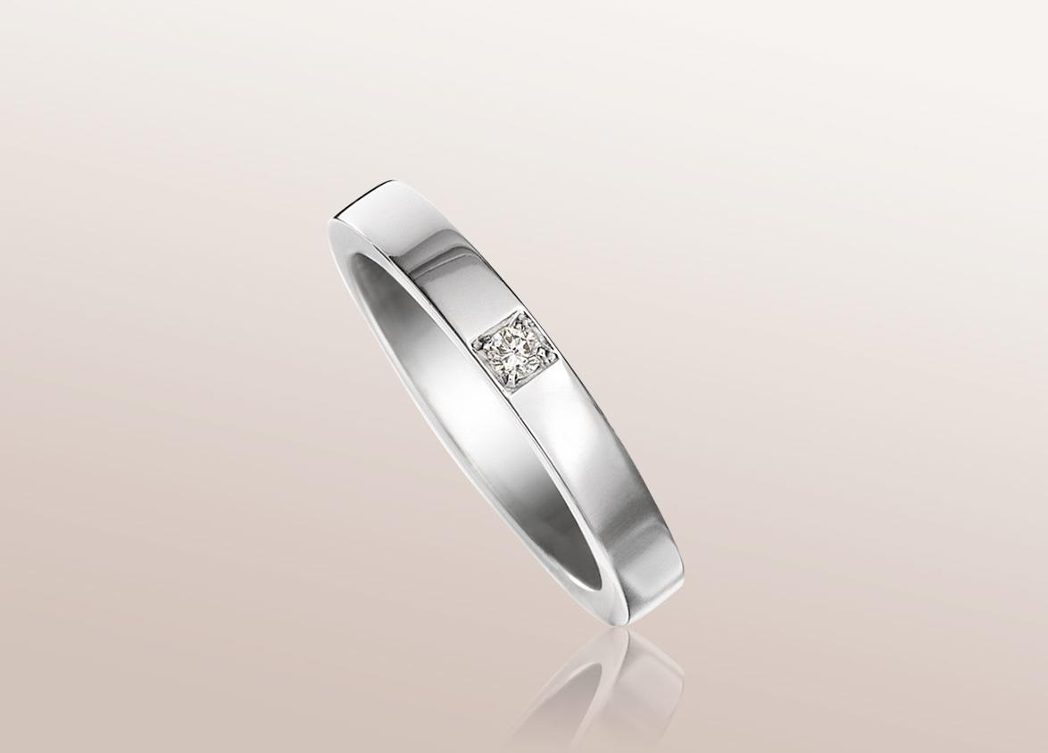 MARRYME wedding band in