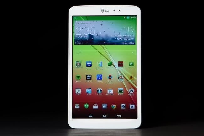 LG G Pad 8.3 LTE - Spesifikasi Lengkap dan Harga - Tablet Pesaing iPad
