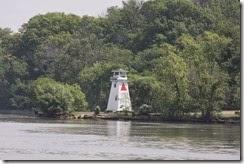 Alexandria Potomac River Marker