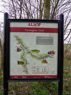 Back at Alsop En Le Dale Station