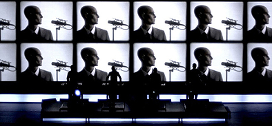 Kraftwerk | Retrospective at the Museum of Modern Art New York | Warmenhoven & Venderbos designer fashion Blog