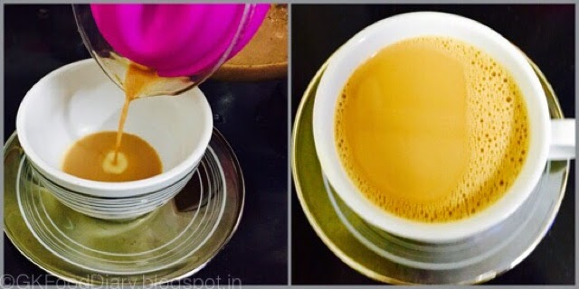 Black Tea with Milk Recipe | How to Make Black Tea with Milk using carafe 4