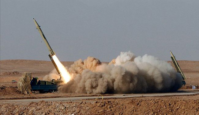 Image of Emad Iran Missile
