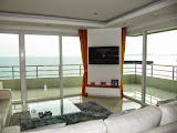 spacious luxury apartment in a beachfront condominium    for sale in Pratumnak Pattaya
