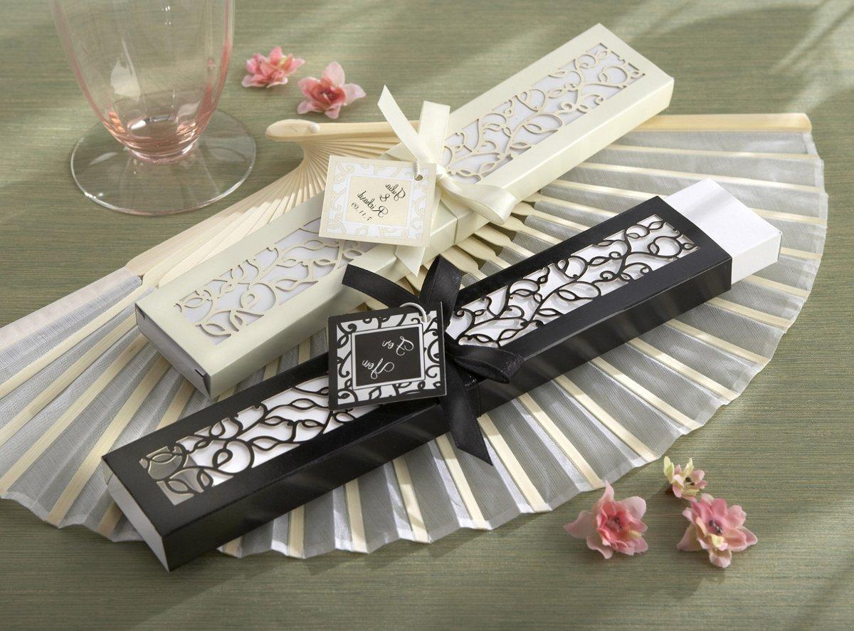 Gift Box  Black or Ivory,