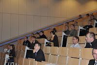 Uczestnicy podczas wykładu