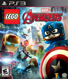 [GAMES] Lego Marvels Avengers -PROTOCOL – (PS3/USA)
