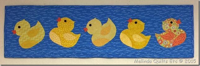 0615 Ducks in a Row