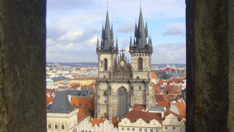 Nuestra Señora de Týn, Praga