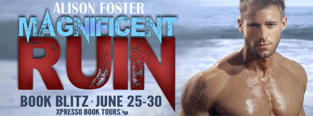 Book Blitz: Magnificent Ruin by Alison Foster