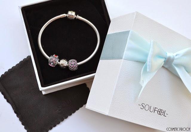 SOUFEEL Sterling Silver Charm Bracelet Review Pandora (2)