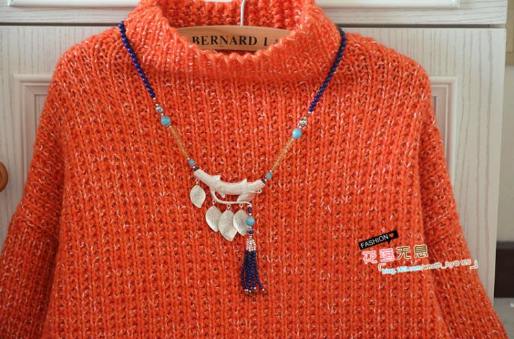 Вязать свитера на английском