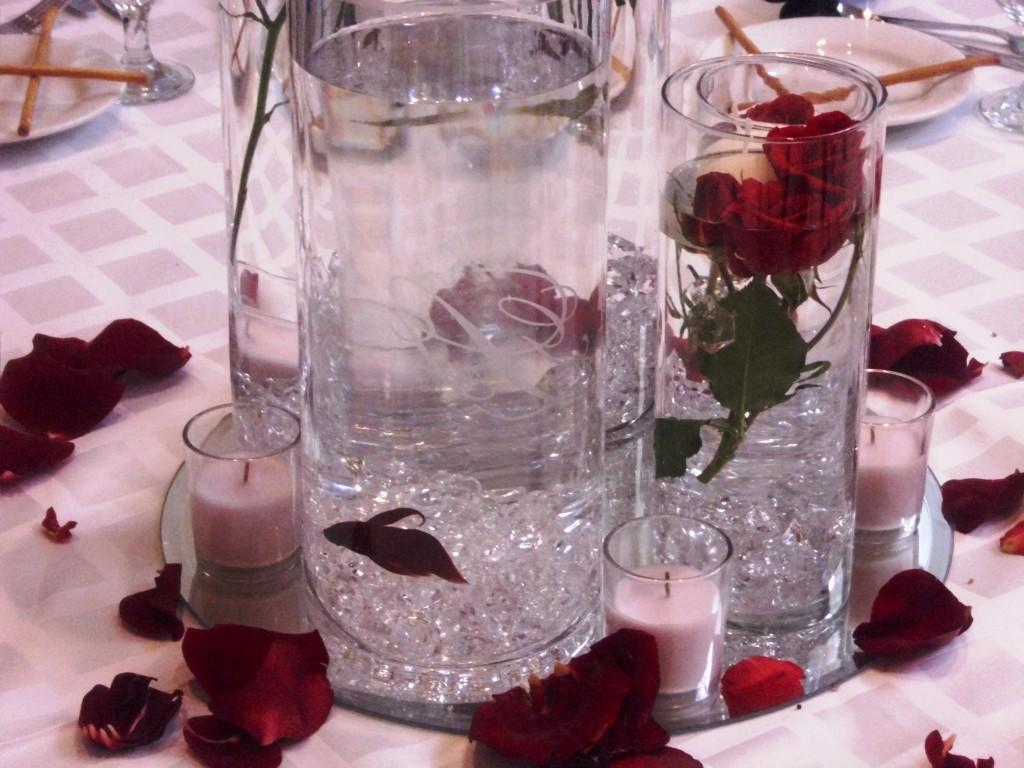 betta fish centerpieces for