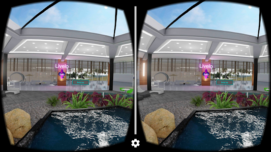 Livelo VR - screenshot