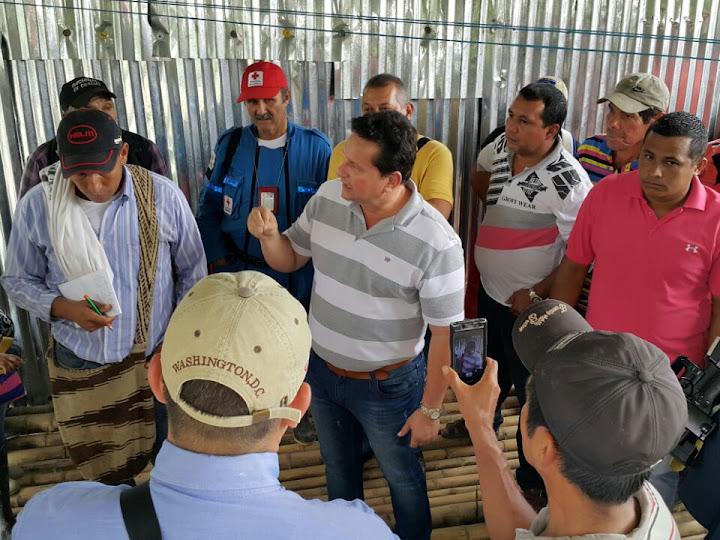 Amenazan a líder social en pleno complejo de Caño Limón, Arauca
