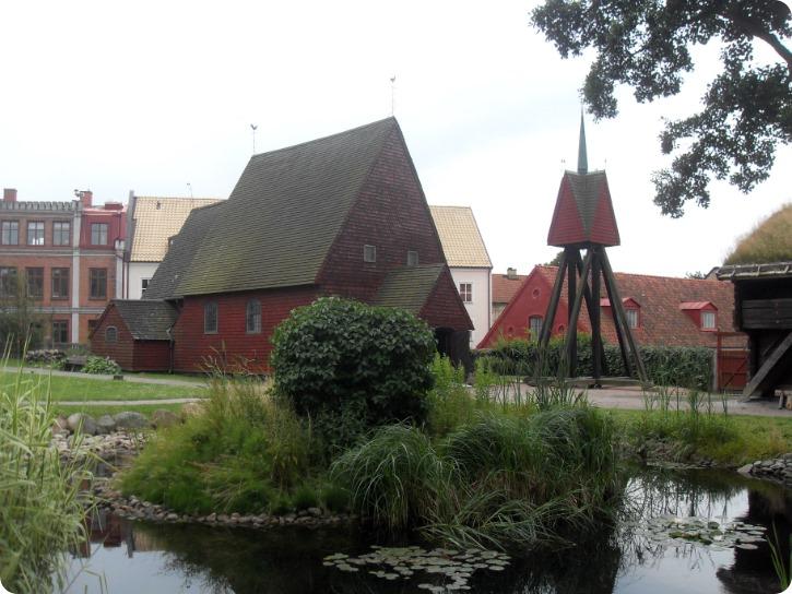 Bosebo Kyrka - Kulturen Lund