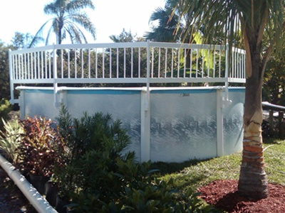 Above-ground Pool Fencing http://www.backyardocean.com/Aboveground-Swimming-Pool-Fencing-p/ne145-p.htm