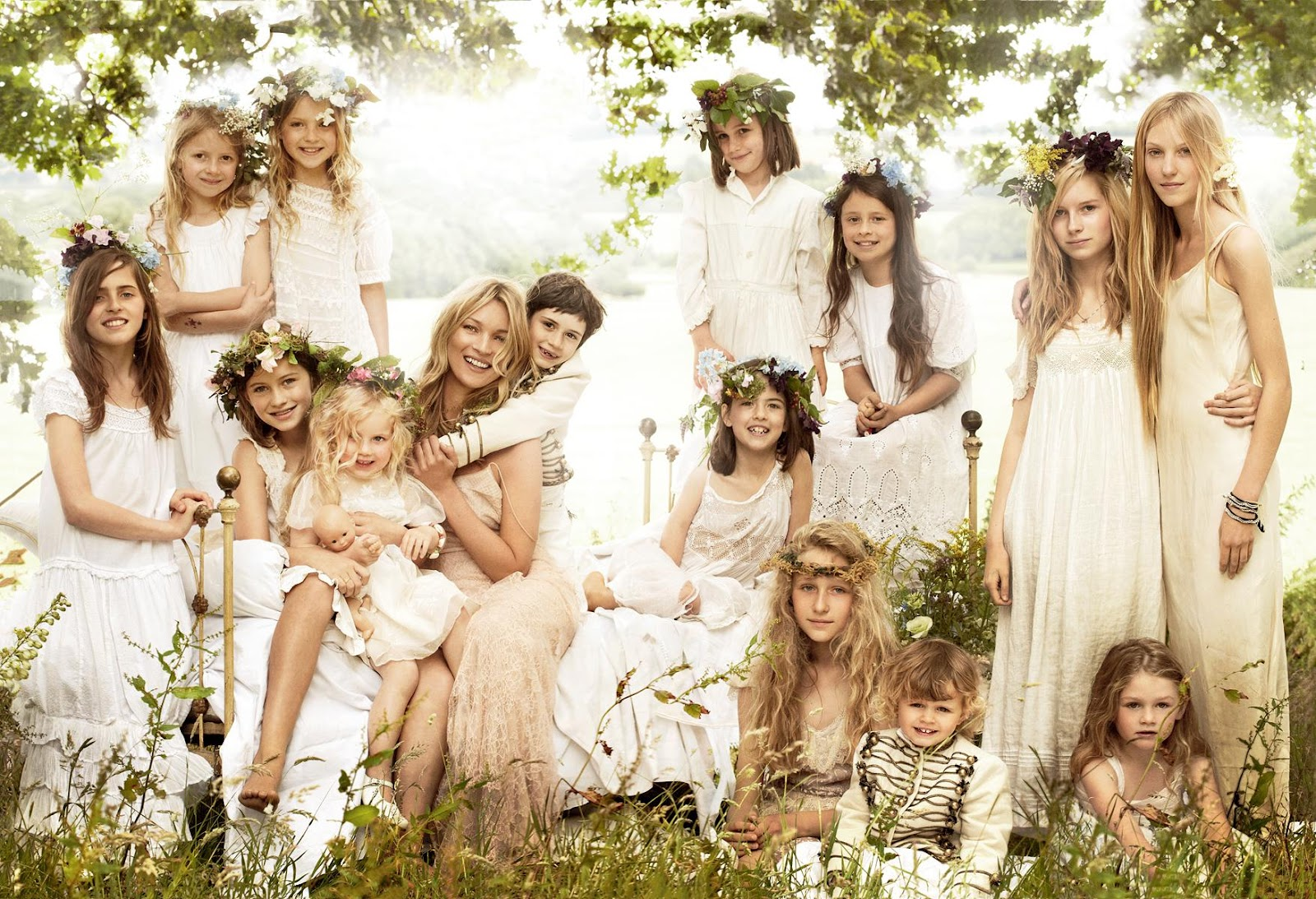 Celebrity Weddings: Kate Moss