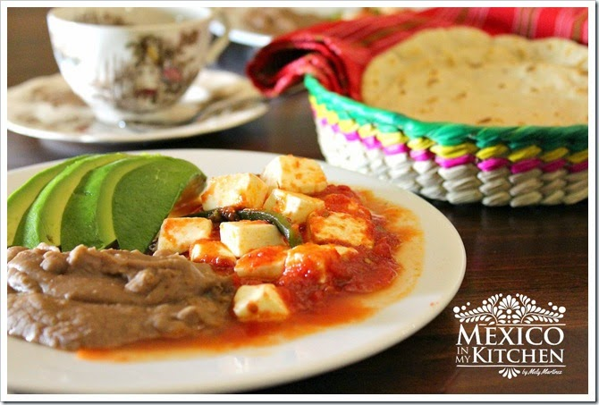 How to marry cheese and tomato | Mexican Recipes