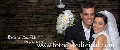 Album (digital) de fotos de Priscila e Jose do estudio Foto Arte Digital, de Itaborai, RJ, que faz fotografia de casamentos (fotos de casamento), fotos de aniversario (fotografia de aniversario), fotos de 15 anos, fotos de criancas (fotografia infantil), fotos de eventos sociais, videos de casamento, videos de 15 anos, videos de making-of, videos de aniversario, video infantil (video de criancas) e videos de eventos sociais. Fotojornalismo e videojornalismo em Itaborai, RJ.