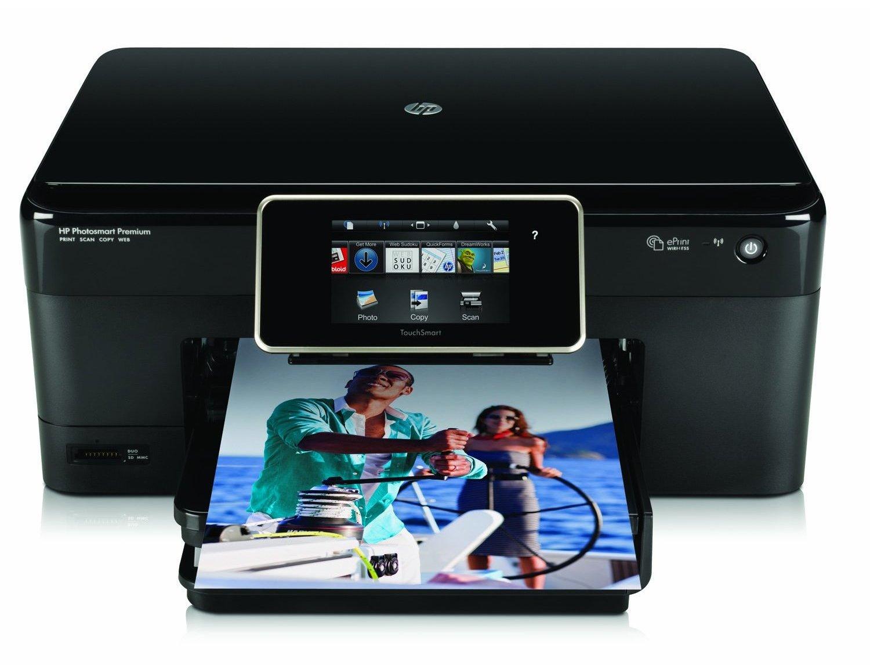 Скачать драйвер для принтера hp photosmart touchsmart