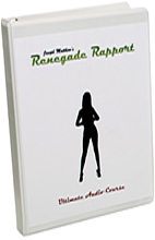 Cover of Joseph Matthews's Book Renegade Rapport.mp3