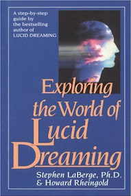 Cover of Howard Rheingold's Book Exploring The World Of Lucid Dreaming
