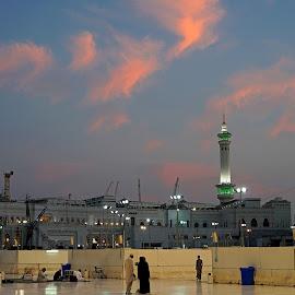 Masjid Al Haram by Mulawardi Sutanto - Buildings & Architecture Places of Worship ( mecca, mosque, holy, travel, masjidil haram )
