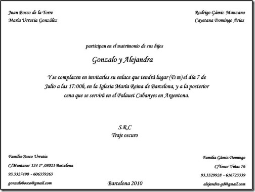 invitacion clasica 1