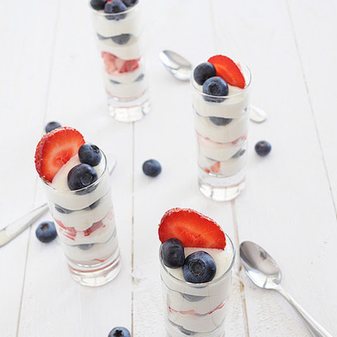 Cream Cheese Fruit Mousse (gluten free)