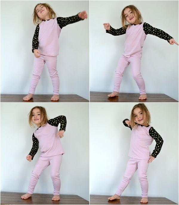 PJ dancing