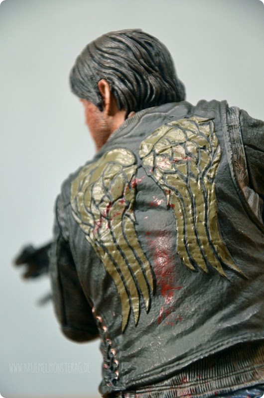 #twd (09) The Walking Dead McFarlane Action Figure Deluxe Daryl Dixon